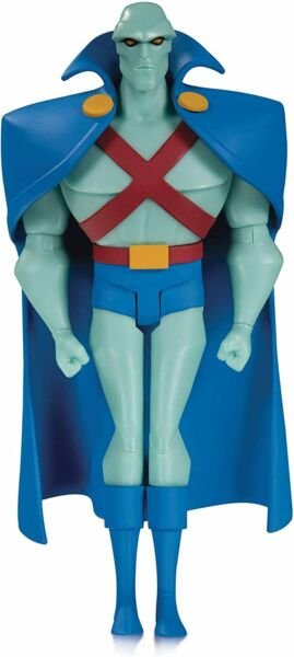 DC Collectibles Justice League Animated: Martian Manhunter Action Figure $29.95