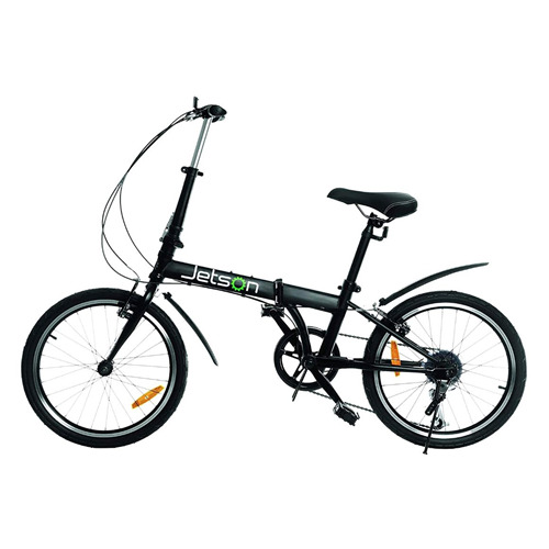 Jetson Bike to Go Folding Bike with 24quot; Wheels JFOLD24 BL $279.99
