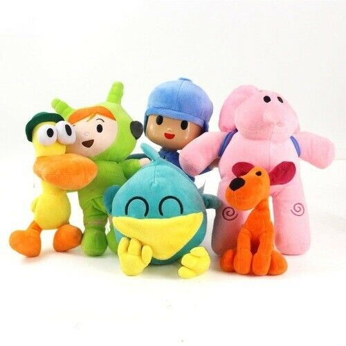 Plush Doll Toy Stuffed Animal Plush Doll Suitable for Children's Holiday Gifts $13.58