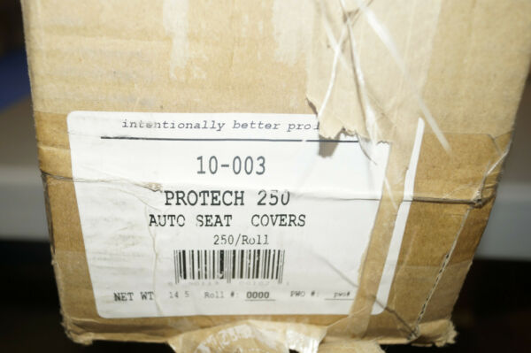 Seat Mate 3 PLY Disposable Seat Covers Roll of 250 $28.79