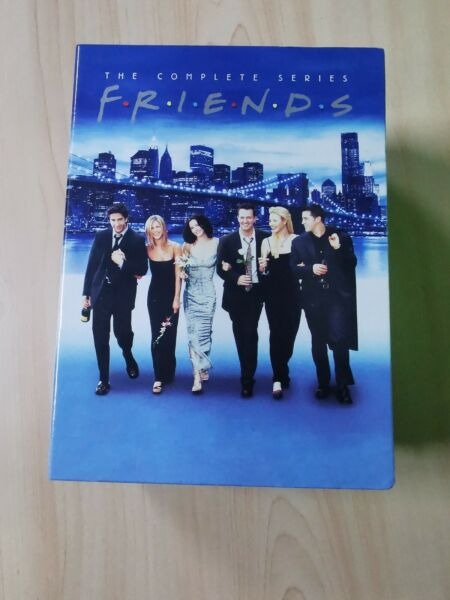 Friends: The Complete Series All Seasons 1 10 32 Discs Box Set US SELLER