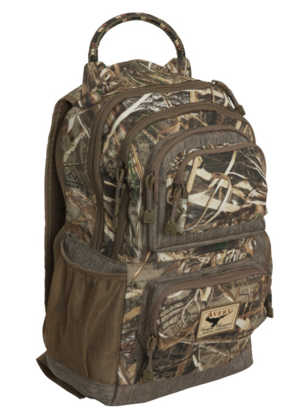 Avery Waterfowlers Day Back Pack MAX 5 Camo Blind Bag Backpack NEW Banded