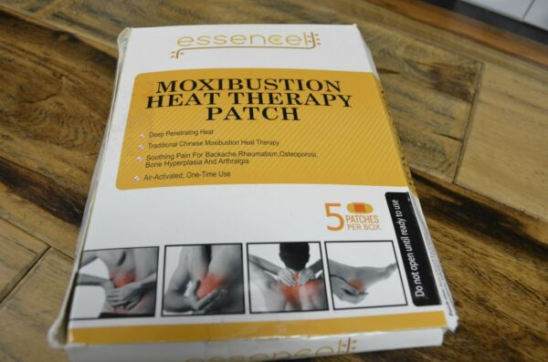 Moxibustion Natural Heating Herb Pads Heat Therapy Patches for ArthritisNeck ... $9.99