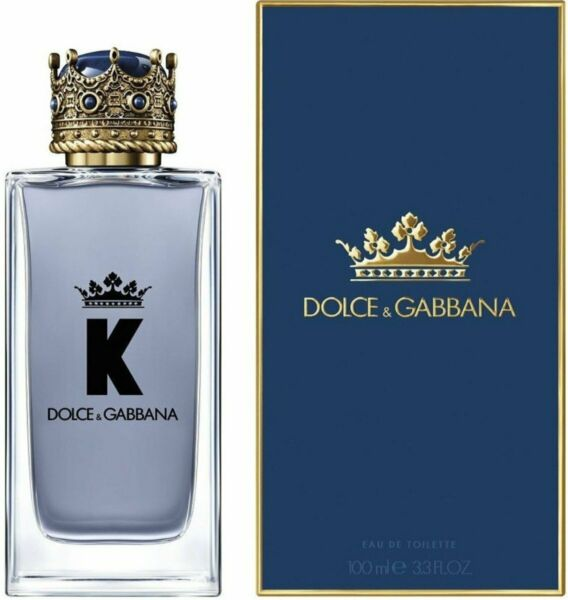 K by Dolce amp; Gabbana cologne for men EDT 3.3 3.4 oz New in Box
