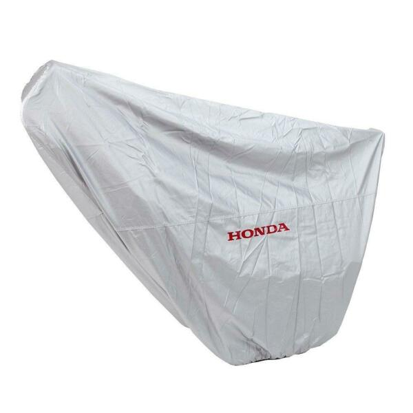 Honda HS520 HS720 Snow Blower Cover Waterproof Urethane Coated Red Logo Silver
