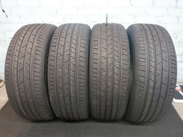 4 235 55 R19 Continental CrossContact LX Sport 235 55 R19 No repairs 11 32nds