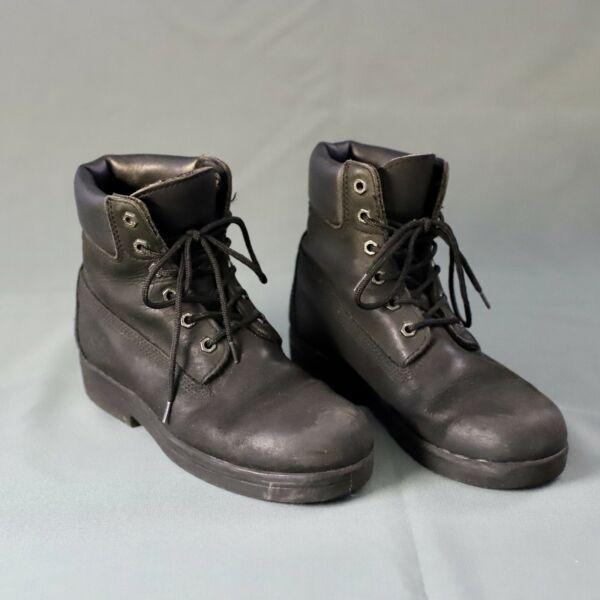 Timberland Original Premium Black Waterproof Boots $30.00