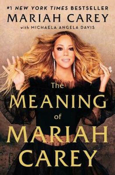 The Meaning of Mariah Carey by Mariah Carey English Hardcover Book Free Shippi