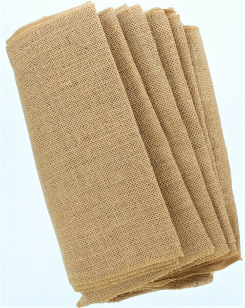 The MDS Store Burlap Runners Pack of 5