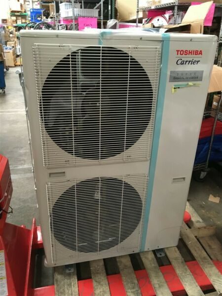 Toshiba Carrier Split System Single Zone Ductless Heat Pump $1995.00