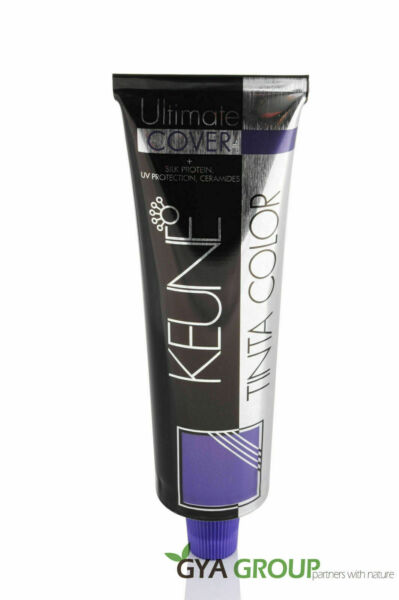 Keune Tinta Ultimate Cover Hair Color Gray Hair Cover Without Mixing Shades $12.90