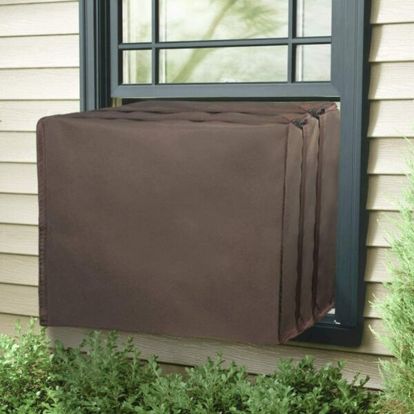 Air Jade Outdoor Cover For Window Air Conditioner A C Unit Defender Winter $29.99