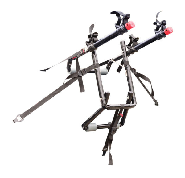 Sports Deluxe 2 Bike Trunk Mount Rack 102DN R Bicycle Stand $50.29