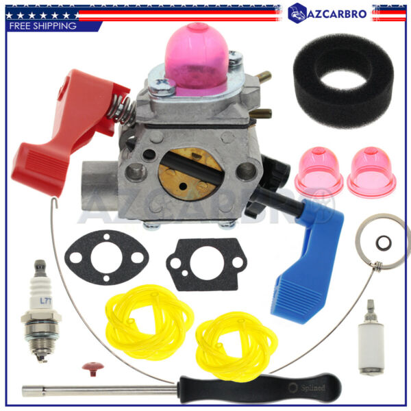 Craftsman Blower Carburetor For WT784 530071465 530071632 530071775 Air Filter