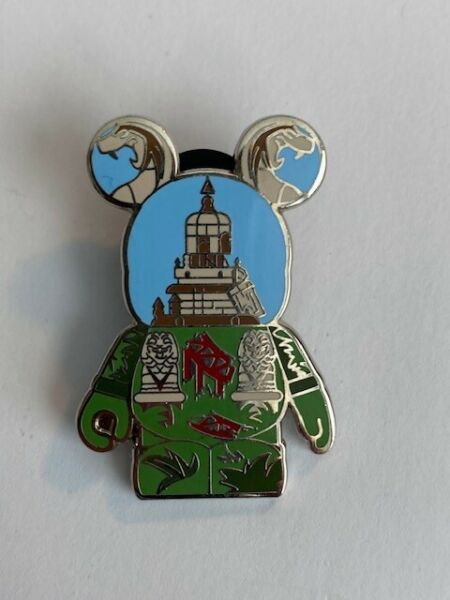 Vinylmation Mystery Park 10 Indians Jones And The Temple Of Doom Disney Pin A1 $10.36