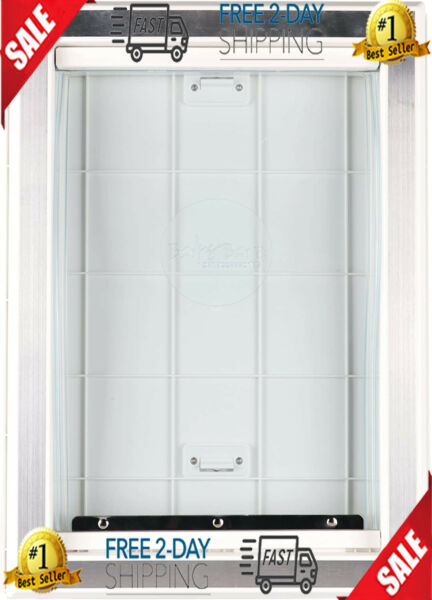 Extreme Weather Pet Door Dog Doors Exterior Entry Large Dogs Heavy Duty Large $85.99