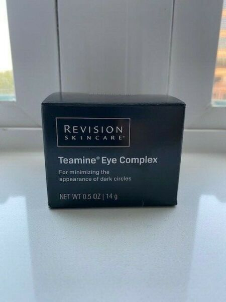 Revision Skincare Teamine Eye Complex 0.5 oz 14g NEW Authentic NEW STOCK MUST GO $50.90