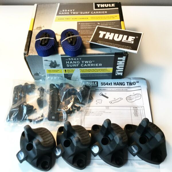 Thule Hang Two Surf Carrier 554xt Surfboard SUP Car Rack Accessory Rack New 2 $66.27