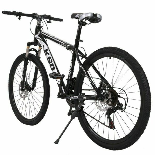26quot; Mountain Bike Full Suspension 21Speed Shimano Dual Disc Brakes Bikes Bicycle $199.80