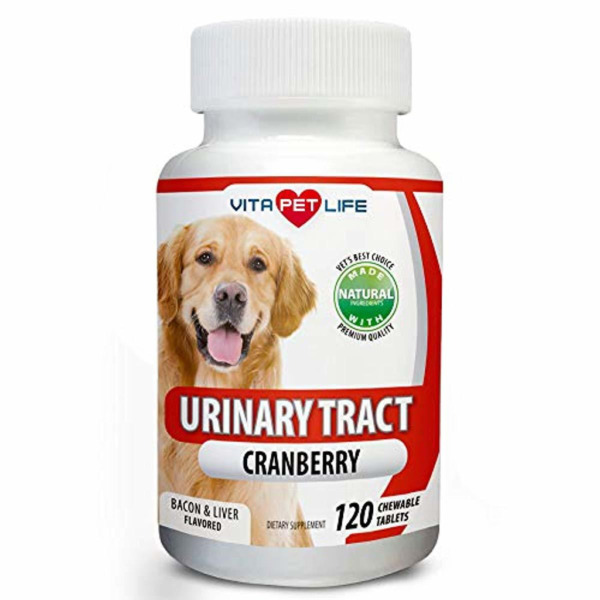 Prevents Bladder Infections Bladder Stones and Dog Incontinence Antibacterial $25.30