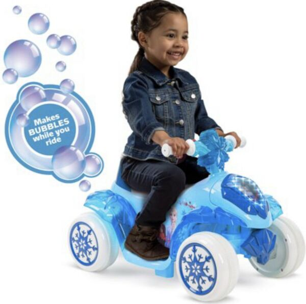 Disney Frozen Electric Quad Car Toy For Toddlers $88.00