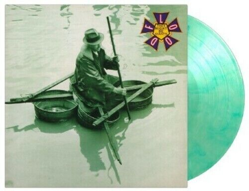 They Might Be Giants Flood Limited 180 Gram #x27;Icy Mint#x27; Green Colored Vinyl