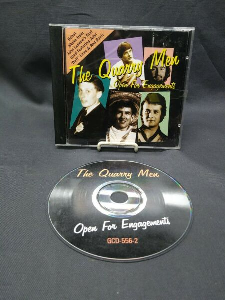 Quarry Men : Open for Engagements Rock 1 Disc CD