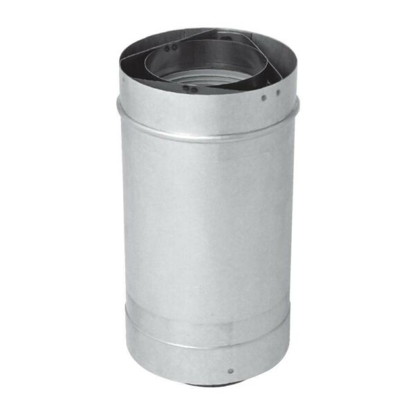 Rheem 3 in x 5 in x 12 in Concentric Vent for Tankless Water Heaters RTG20151R $30.55