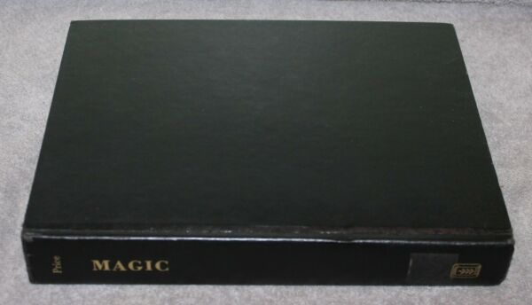 VINTAGE MAGIC A PICTORIAL HISTORY OF CONJURERS IN THE THEATER