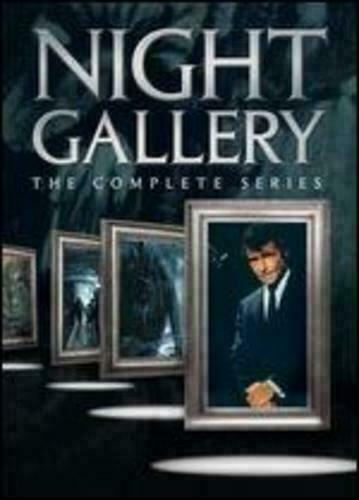 Night Gallery The Complete Series DVD 10 Disc Region 1 New amp; Sealed US $18.68