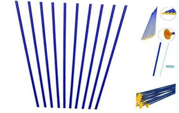 Replacement Suction Cup Arrows for Archery Set for Kids 16 Pack $11.93