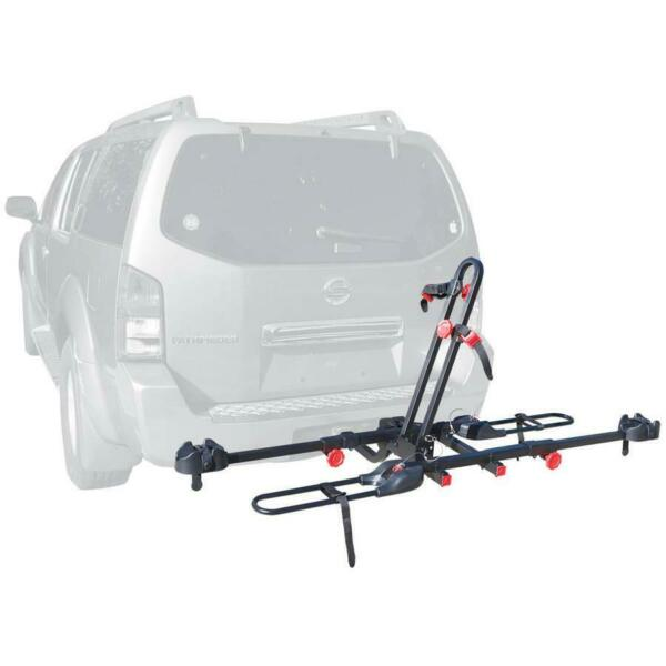 RACK 2 BIKE HITCH MOUNT Carrier Trailer Car Truck SUV Receiver Bicycle Transport $132.08