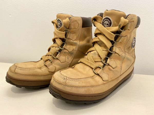 Timberland Hiking Snow Boots Wheat size 8 $79.47
