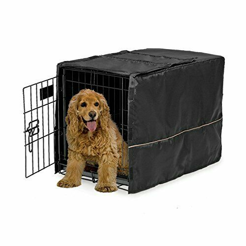 MidWest Dog Crate Cover Privacy Dog Crate Cover Fits MidWest Dog Crates $24.59