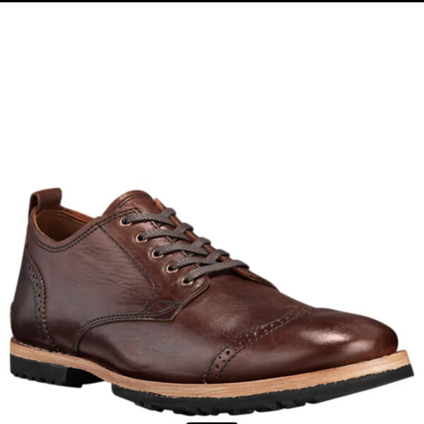 NIB TIMBERLAND BOOT COMPANY BARDSTOWN BROGUE OXFORD HORWEEN LEATHER SIZE 10 $300 $119.99