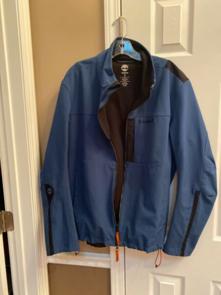 Men#x27;s Timberland windbreaker jacket Size XL $15.90