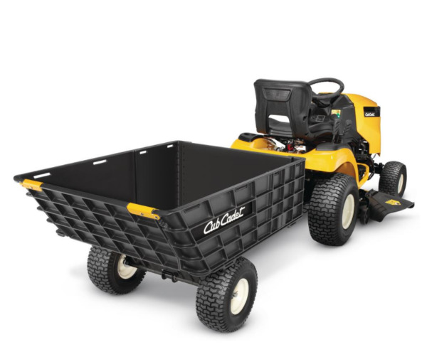 New Cub Cadet 2 Wheel Hauler Cart Zero Turnamp; Lawn TractorsFoldable 19B40026100