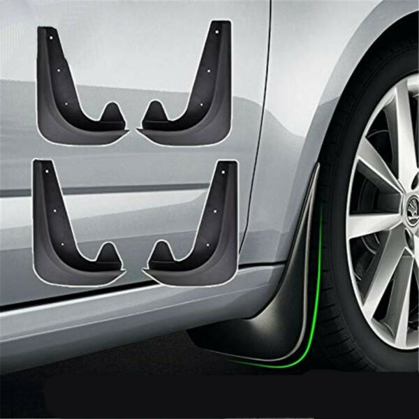 4PCS Universal Car Mud Flaps Splash Guards for Front or Rear Auto Accessories $20.60