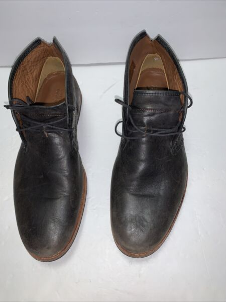 Timberland Boot Company Men#x27;s Wodehouse Chukka Leather Lace Up Boots Size 10 $45.50