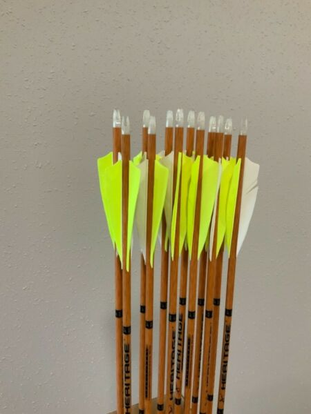 Carbon Express Heritage 150 Arrows 12 pack $99.99
