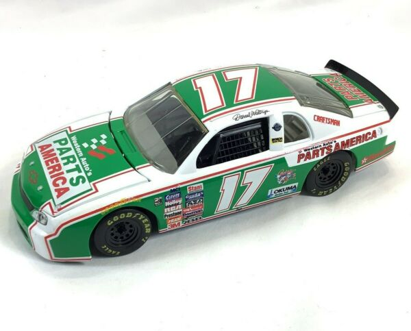 1991 Revell Diecast 1:24 Monte Carlo Darrell Waltrip 17 Craftsman Parts America