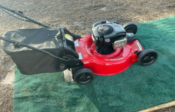 SNAPPER 2 IN 1 AWD WALK BEHIND MOWER POWERED BY BRIGGS amp; STRATTON EX 625 ENGINE $369.99