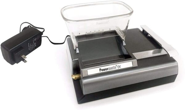 POWERMATIC 4 ELECTRIC CIGARETTE ROLLING MACHINE INJECTOR FAST SHIPPING $73.95