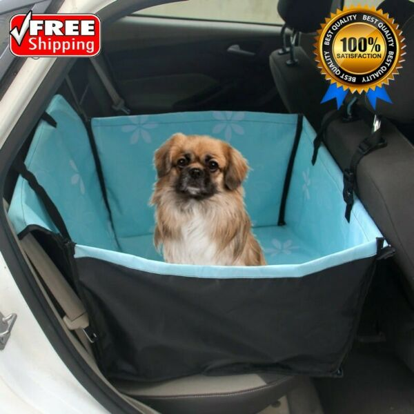 Portable Dog Carriers Car Seat Cover Carrying for Pet Cats Blanket Hammock Mat $29.99