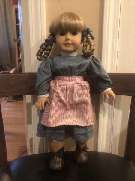 pleasant company kirsten doll excellent used condition full meet outfit