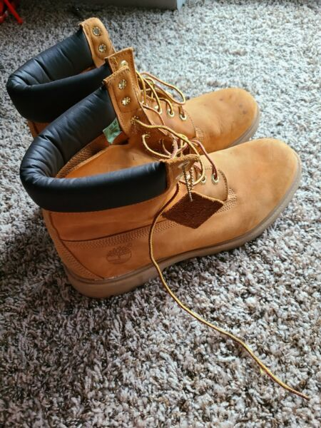 Men's Timberland Boots Size 12 Used $25.00