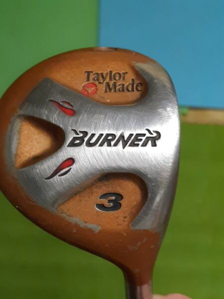 Taylormade Burner 3 Wood R 80 Graphite Shaft Great Condition