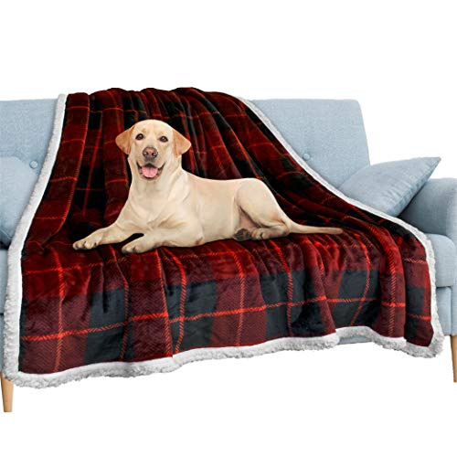 PAVILIA Waterproof Blanket for Couch Sofa Waterproof Dog Blanket for Large $53.21