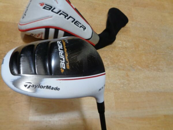 TaylorMade Burner Superfast 2.0 10.5* DRIVER Matrix Ozik S Flex