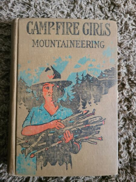 Camp fire Girls Mountaineering Benson